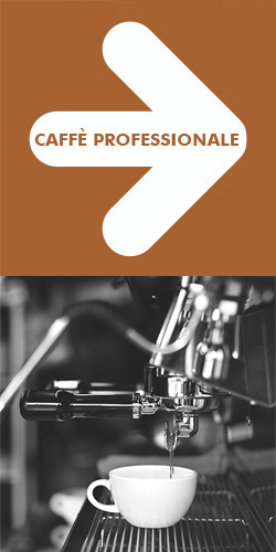 Banner caffè professionale